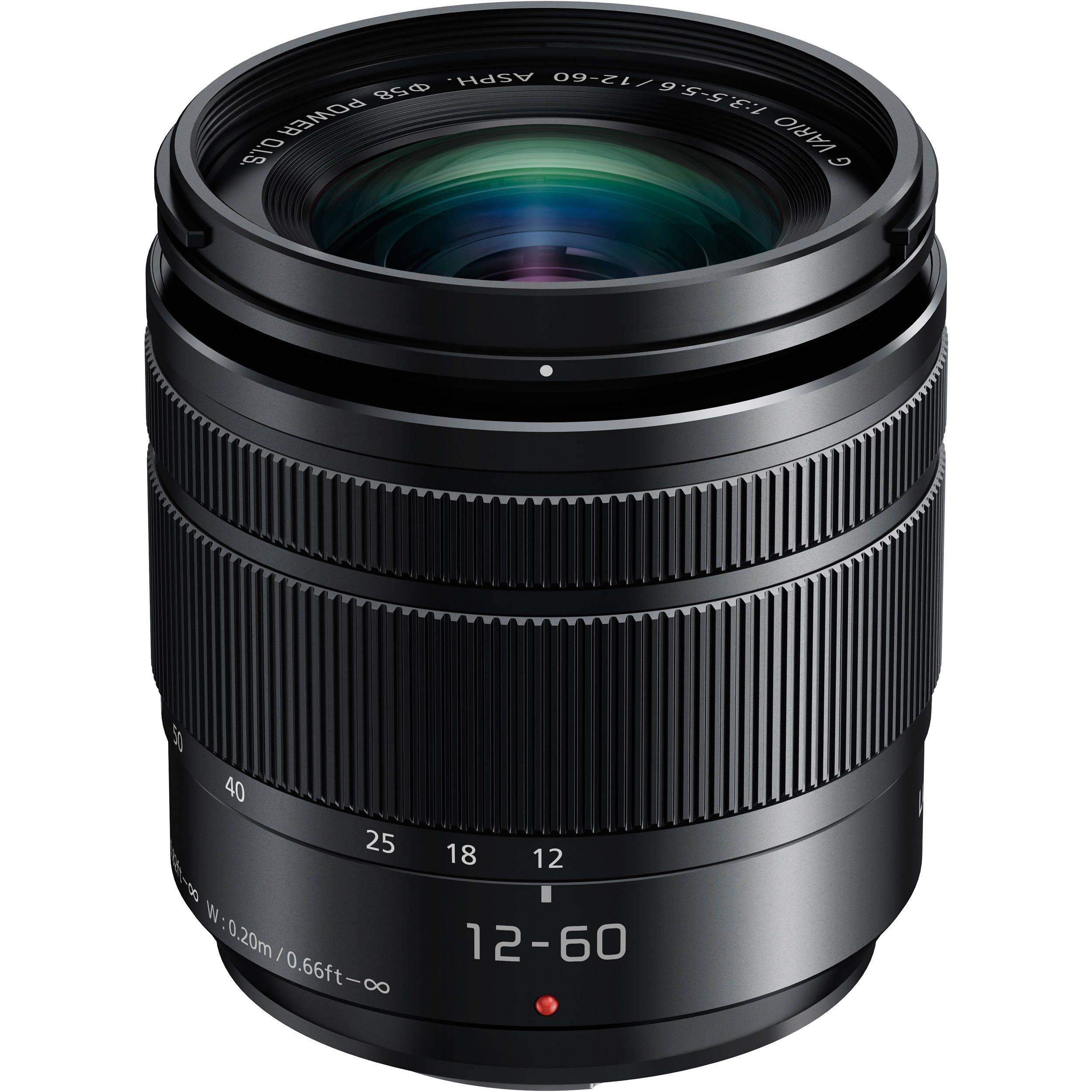 Panasonic Lumix G Vario 12 60mm F 3 5 5 6 Asph Power O I S Lens Panasonic Lumix Lens Mirrorless Camera