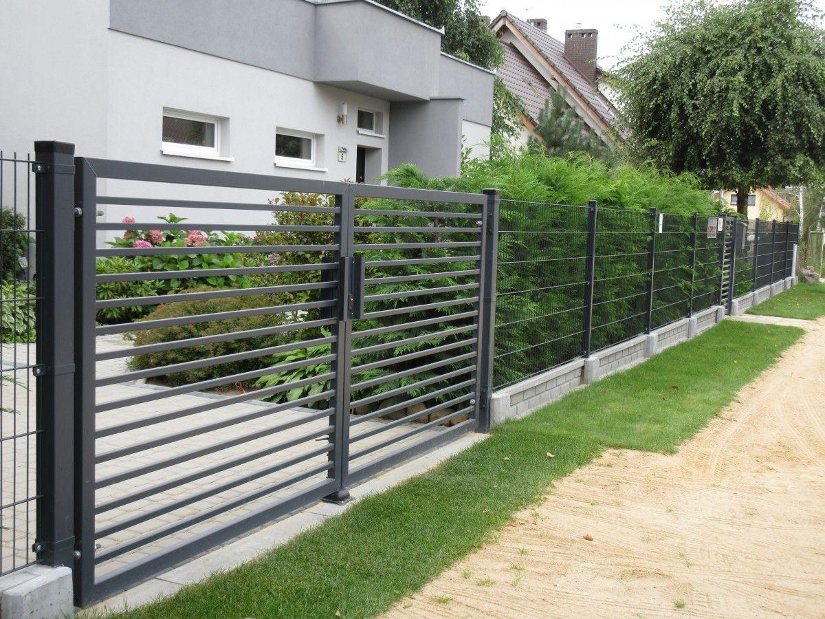 Ogrodzenia Panelowe Szukaj W Google Fence Landscaping Outdoor Structures Outdoor Decor
