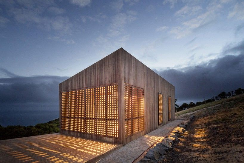 Moonlight Cabin By Jackson Clements Burrows Overlooks