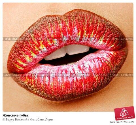 Пин от пользователя Воробьёва Юлия на доске make up губ ...
