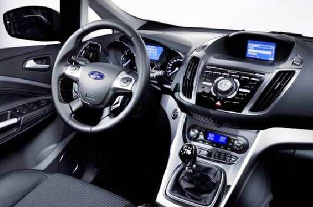 2019 Ford C Max Hybrid Review