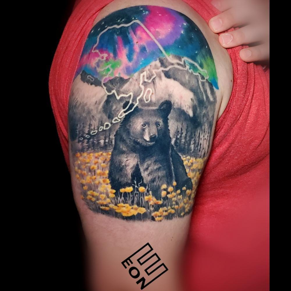 Josh eon johnson denver tattoo artist in 2020 denver