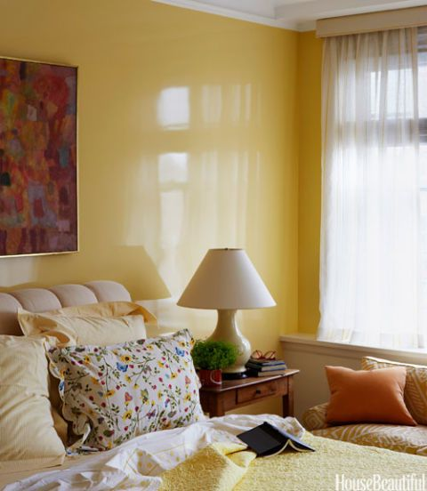 What the Color of Your Bedroom Says About You | Morning sun ...