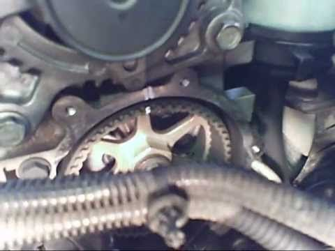 Bea E F E A A D on Honda Civic How To Replace Timing Belt And Water