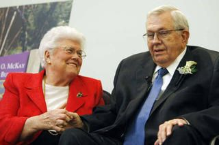 Library of the Lord President Boyd K. Packer