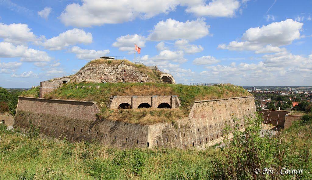 fort sint pieter in maastricht, limburg | animals | maastricht