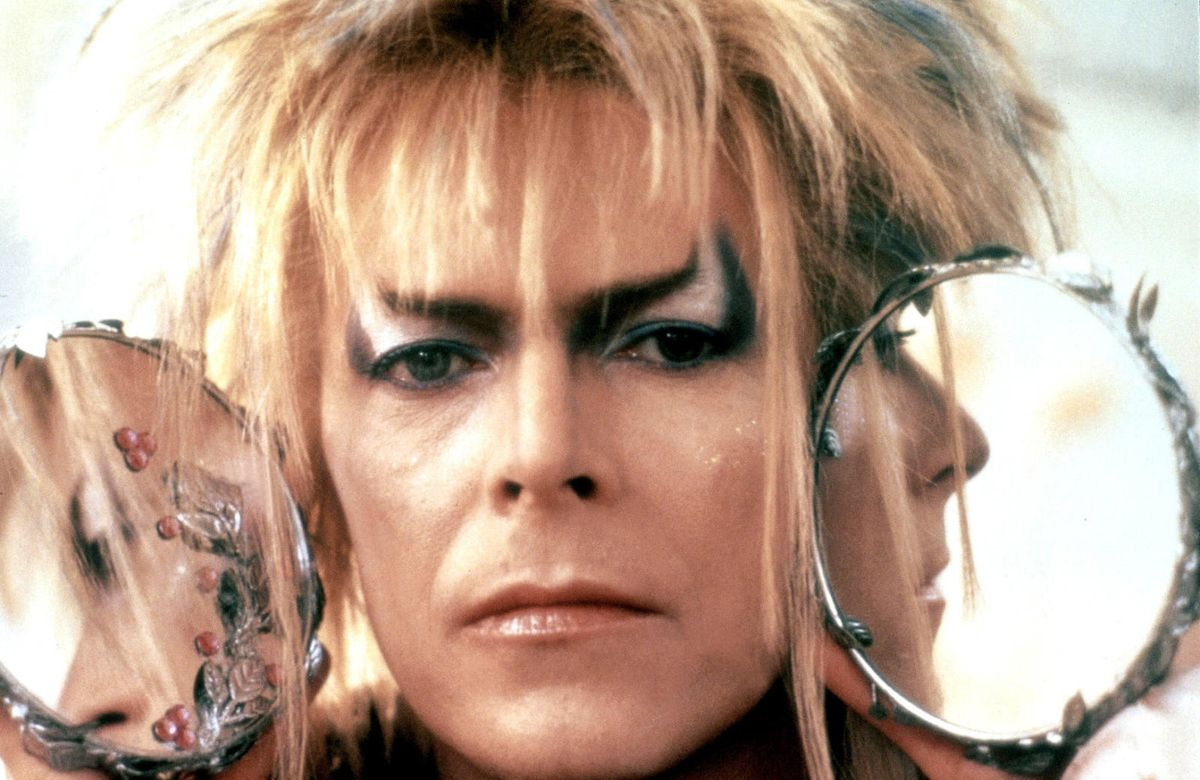 """It's the legions of us Bowie-loving misfits, perhaps, who shall inherit the earth."""