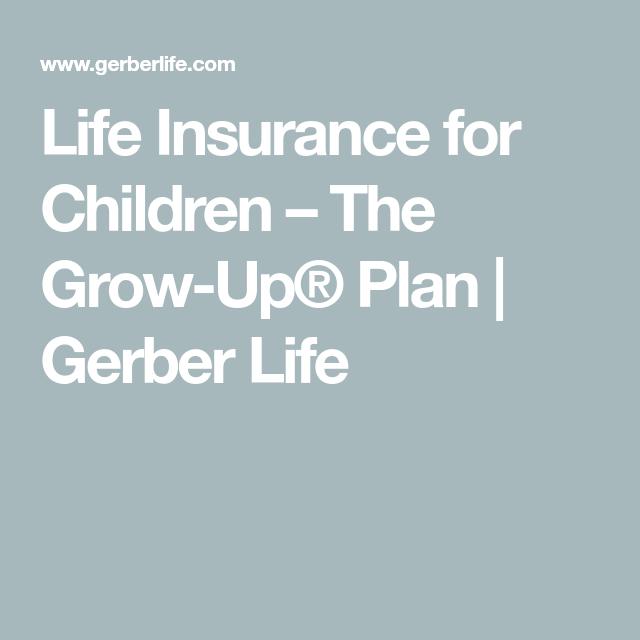 Gerber Life Insurance For Seniors