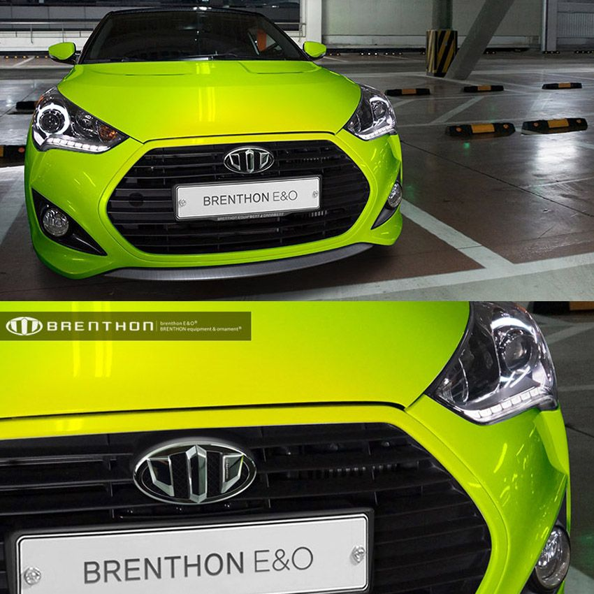 Used Hyundai Veloster Turbo For Sale: BRENTHON Emblem For Veloster Turbo Or I40 Wagon