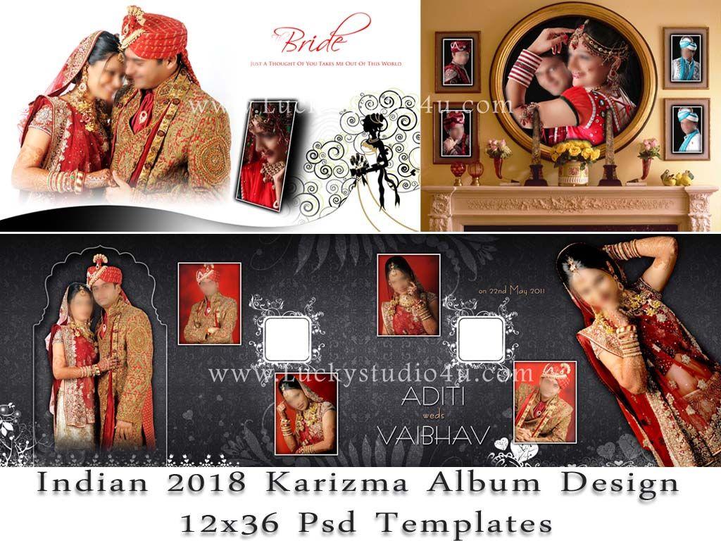 12x36 Karizma Design Templates In Psd