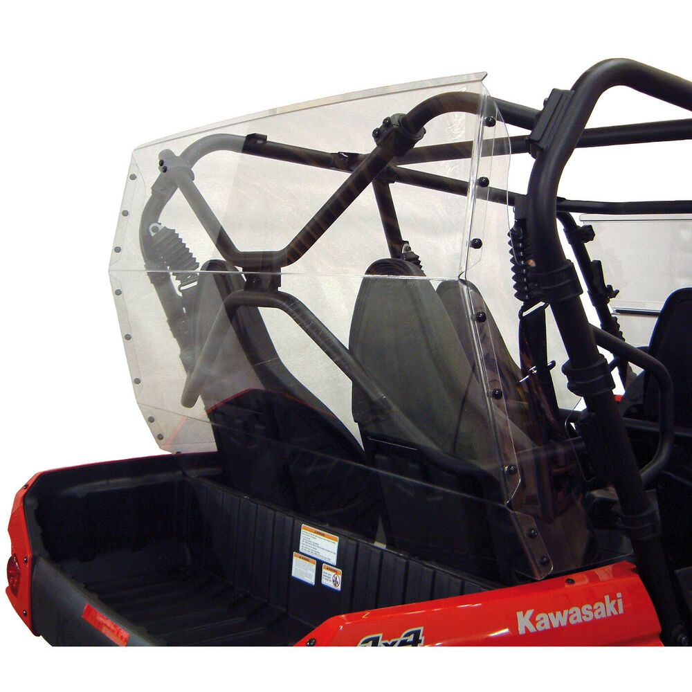 Incredible Ebay Advertisement Rear Windshield Kawasaki Teryx4 750 800 Evergreenethics Interior Chair Design Evergreenethicsorg