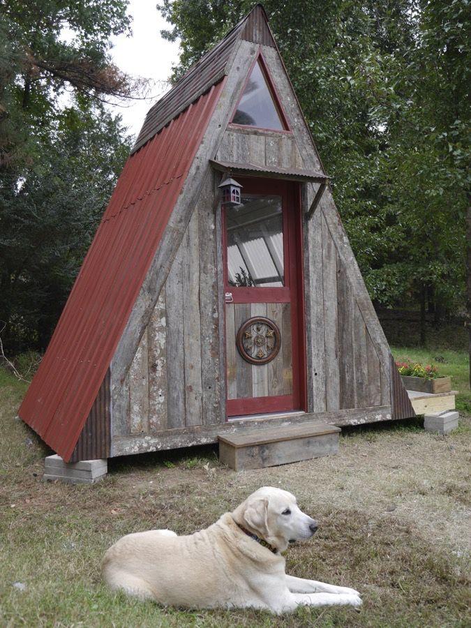 $1 200 Transforming A frame Cabin