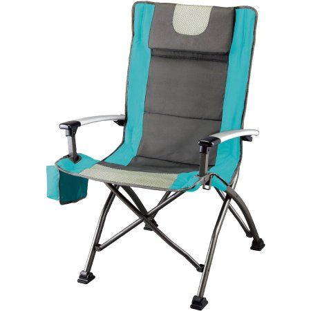 Ozark Trail High Back Chair Outdoor Chairs Camping Chairs High