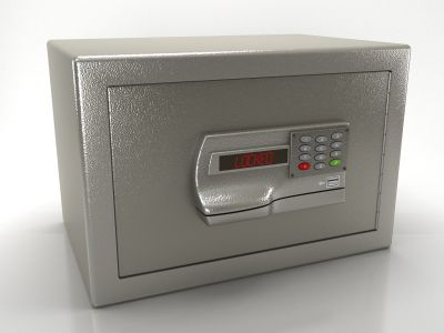 how to open a brinks home security safe