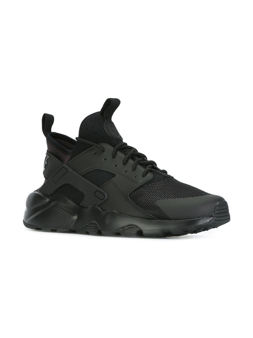 nike #men #sneakers #black #huarache #air #ultra #trainers