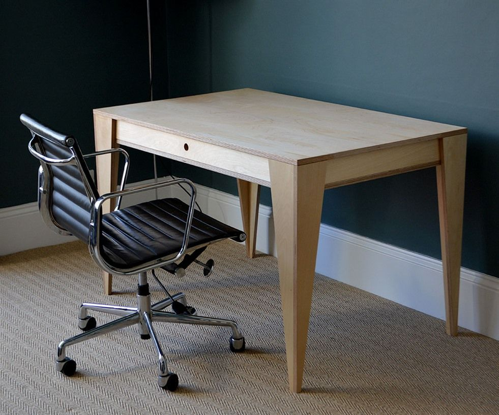 28 Thrilling Table Desk Ideas Desk With Drawers Desk Plywood Desk