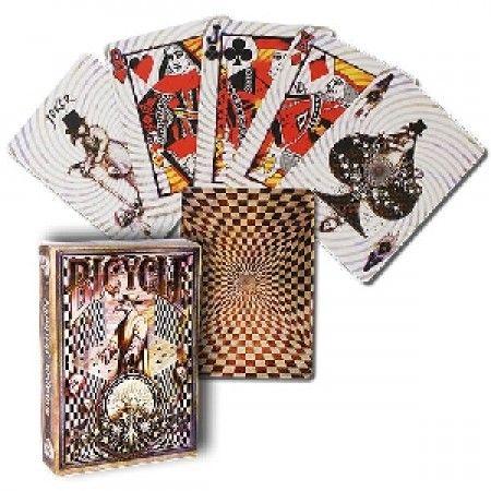 Karnival Delirium Ltd Ed Playing Cards