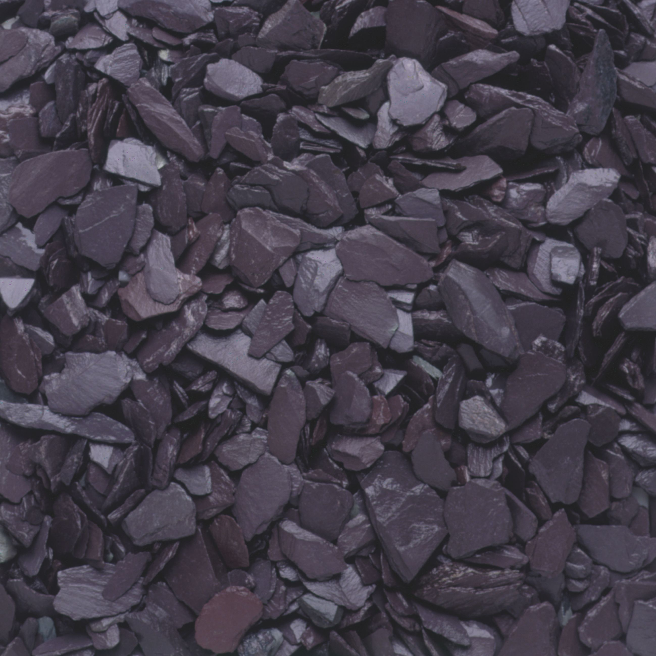 blooma blue decorative slate chippings | slate, garden projects