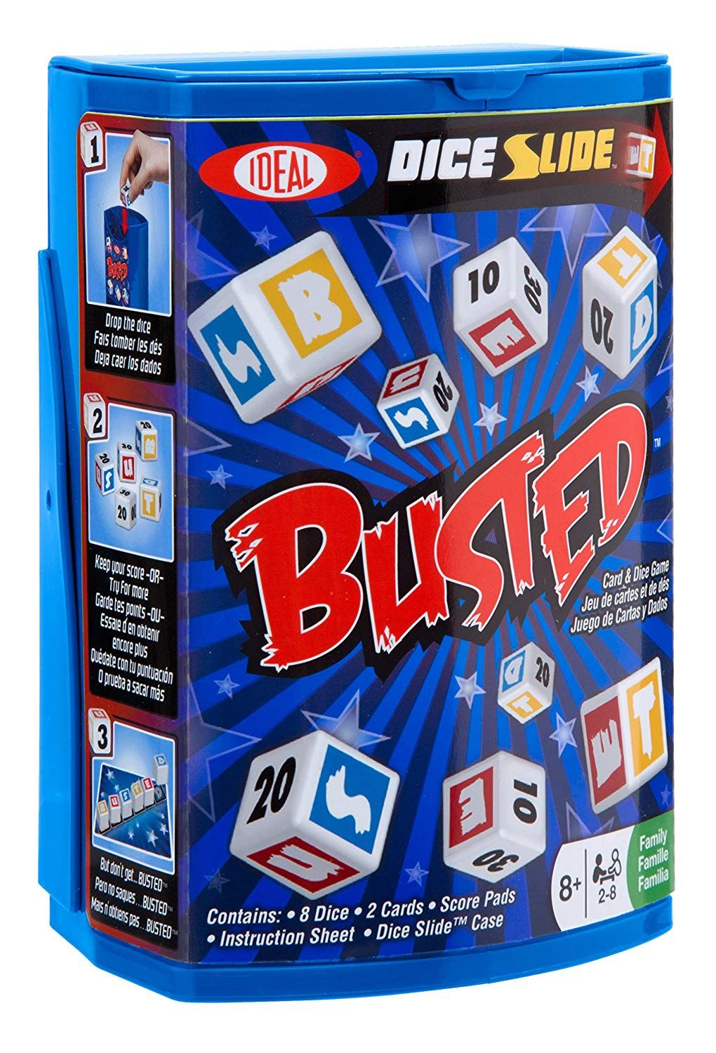 Ideal Busted Dice Slide Game >>> Click on the image for