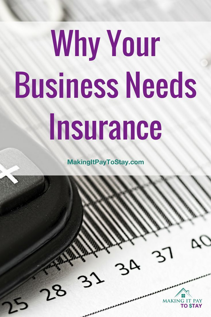 Why Your Business Needs Insurance Personal insurance
