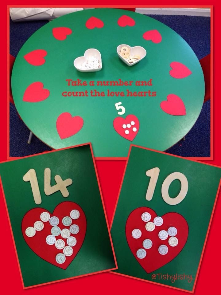 Pin By Lynn Presland On Maths Number Valentine Activities