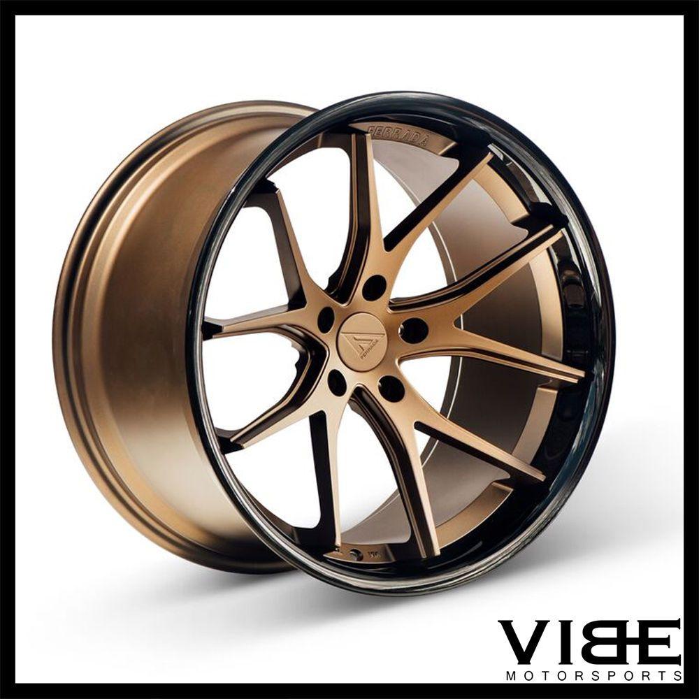 Sheldon s diy miata alignment page - Details About 20 Ferrada Fr2 Bronze Concave Wheels Rims Fits Maserati Ghibli