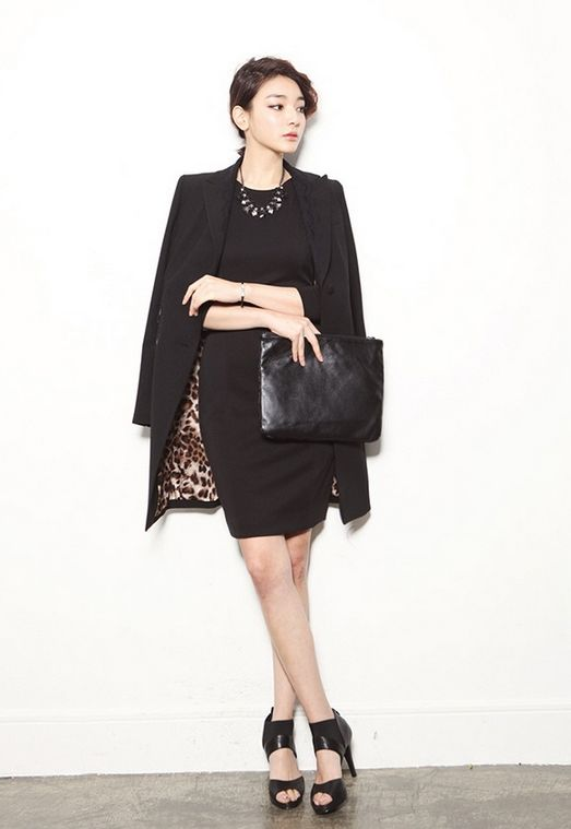 a3df4a2036f6c Pin by Marie Sarantakis on Style | Office fashion women, Korean ...