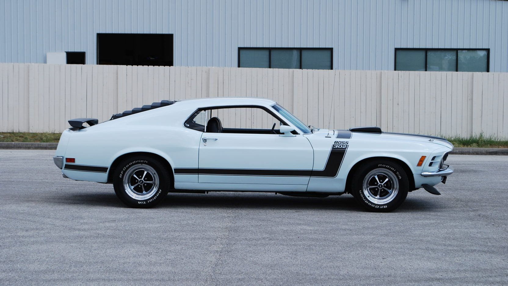 1970 ford mustang boss 302 fastback s129 dallas 2014