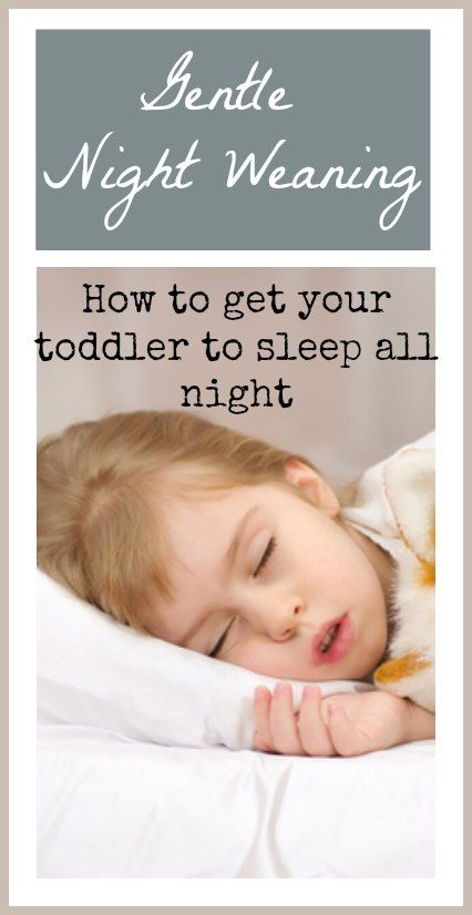 29c7b07740f8 How you can hep your toddler sleep through the night the gentle way ...