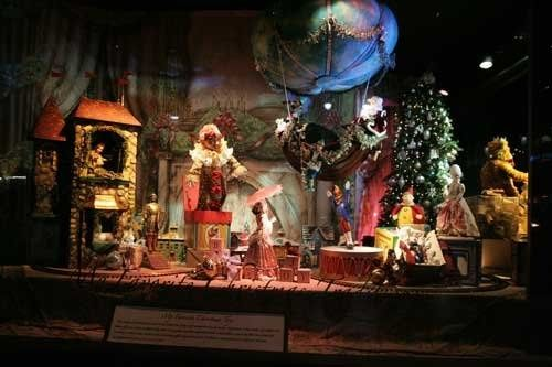 animatronic christmas display google search - Animatronic Christmas Decorations
