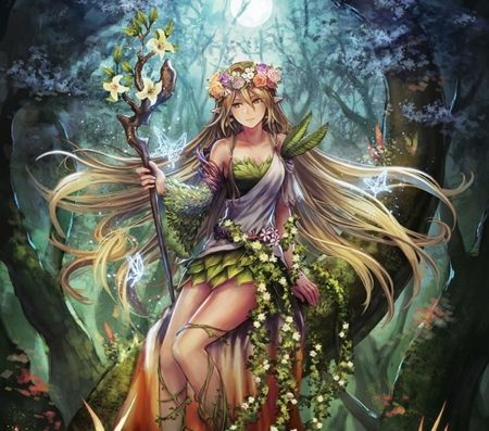 Mother Nature Flowers Spring Beautiful Pretty Beauty Anime
