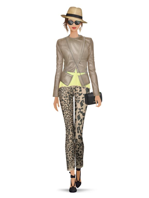 Styled with: Zimmermann, Hudson, Parker, La Marque, Rebecca Minkoff, Isharya, Dannijo, Eric Javits, The Harbinger Co.   Create your own look with Covet Fashion