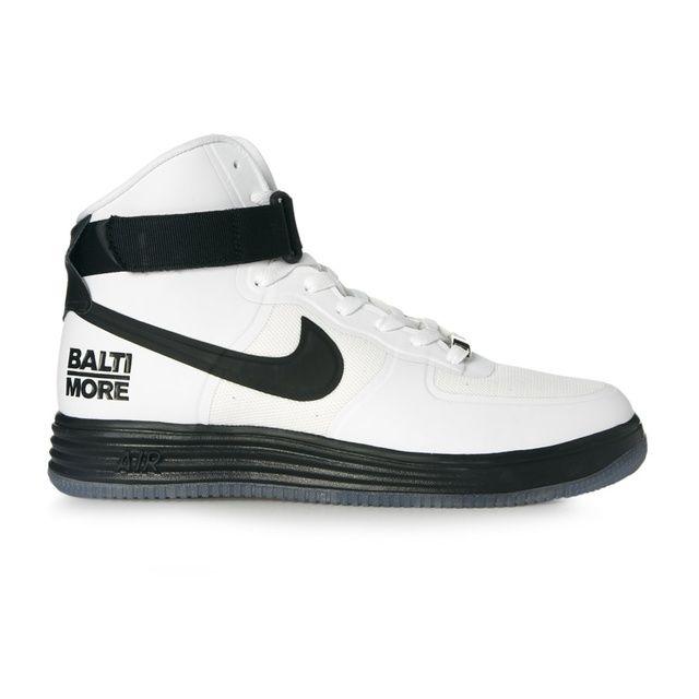 NIKE LUNAR FORCE 1 FUSE CITY Air Force 1 Nike Basketball