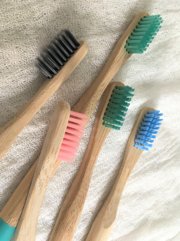 Conjunto Sostenible De Cepillo De Dientes De 5 Bambu Cepillo Etsy Cepillos De Dientes Cepillo Dientes Con Brackets