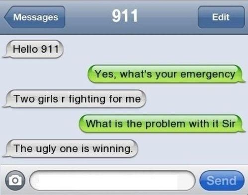 Epic 911 call