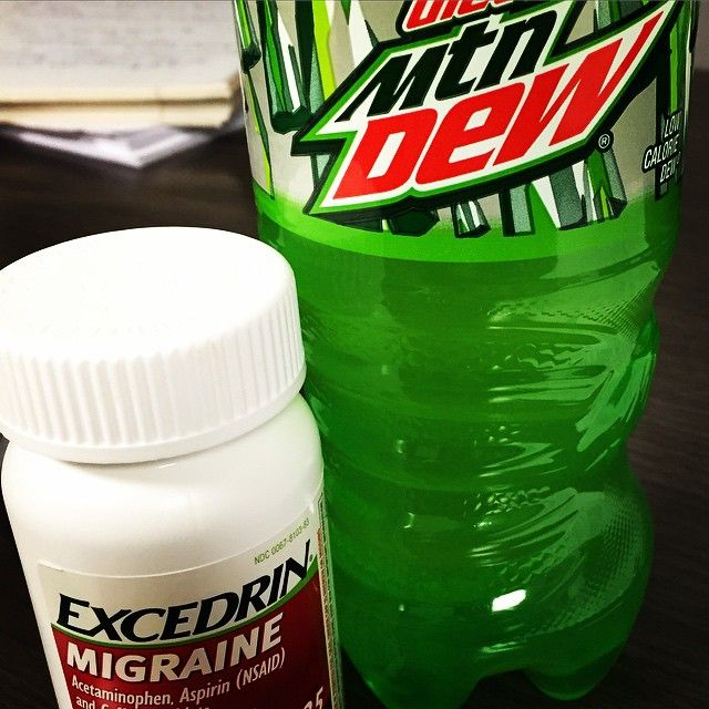 Because sometimes real life includes a head pain not caused by a job. #sinuses #pain #caffeine #fixit #Excedrin #DietMtDew #yesyoucansponsorme lol