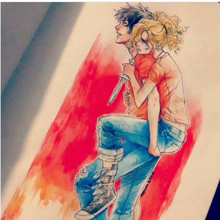 Percy e Annabeth