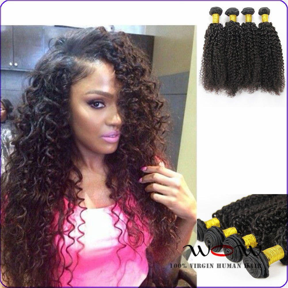 Peruvian Wavy Hairstyles Mongolian Kinky Font B Curly B Font Hair Aliexpress Uk Human Afro