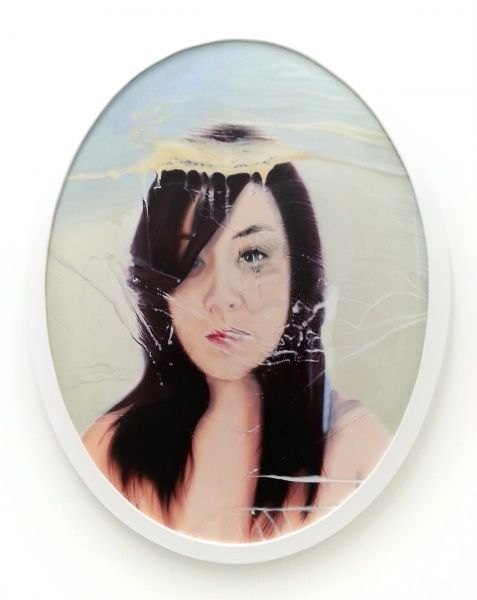 New Blood Art   Looking-Glass I by Naomi Robb   Buy Original Art Online   Artworks by Emerging Artists for Sale