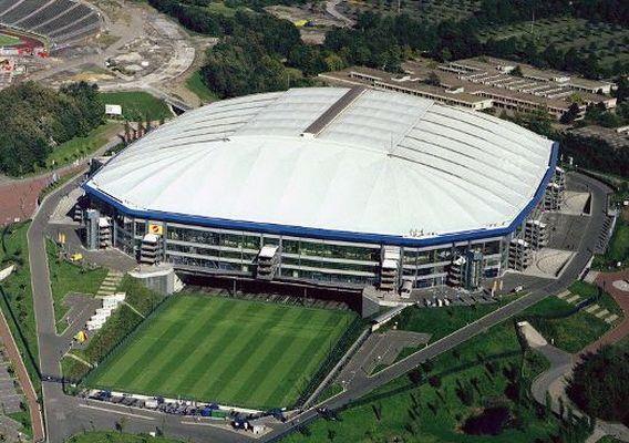 gelsenkirchen germany veltins arena fc schalke 04 sports stadium of the world pinterest. Black Bedroom Furniture Sets. Home Design Ideas