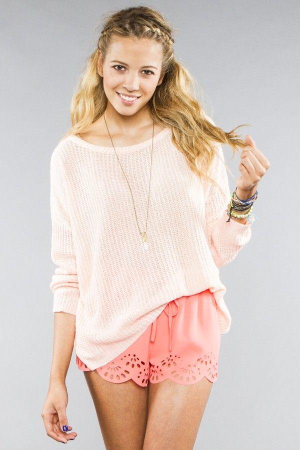 2e4342fc7f sweater love - Brandy Melville USA