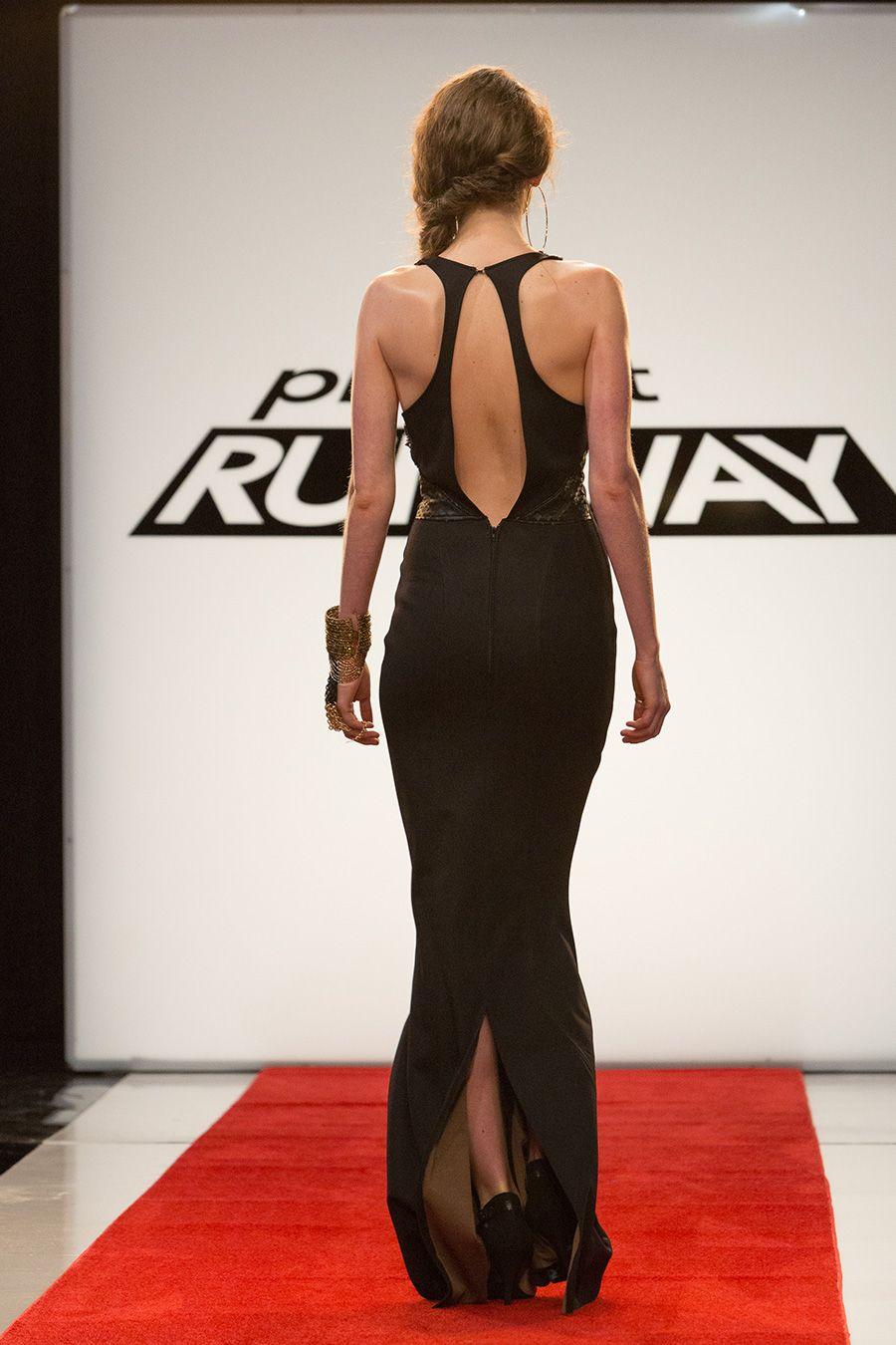 Amanda Valentine Project Runway Season 13 Episode 5 Look :
