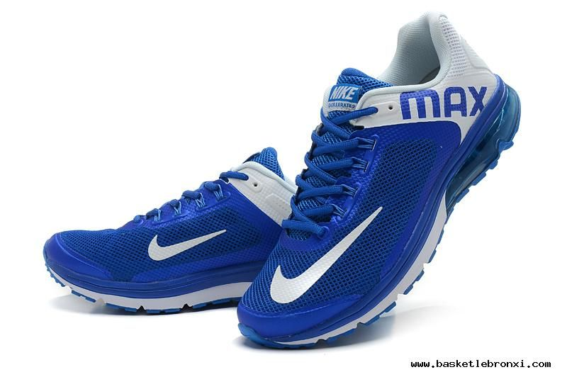 best loved f14f2 d1ea8 2013 Nike Air Max Excellerate 2 Men    s Running Royal-Blue