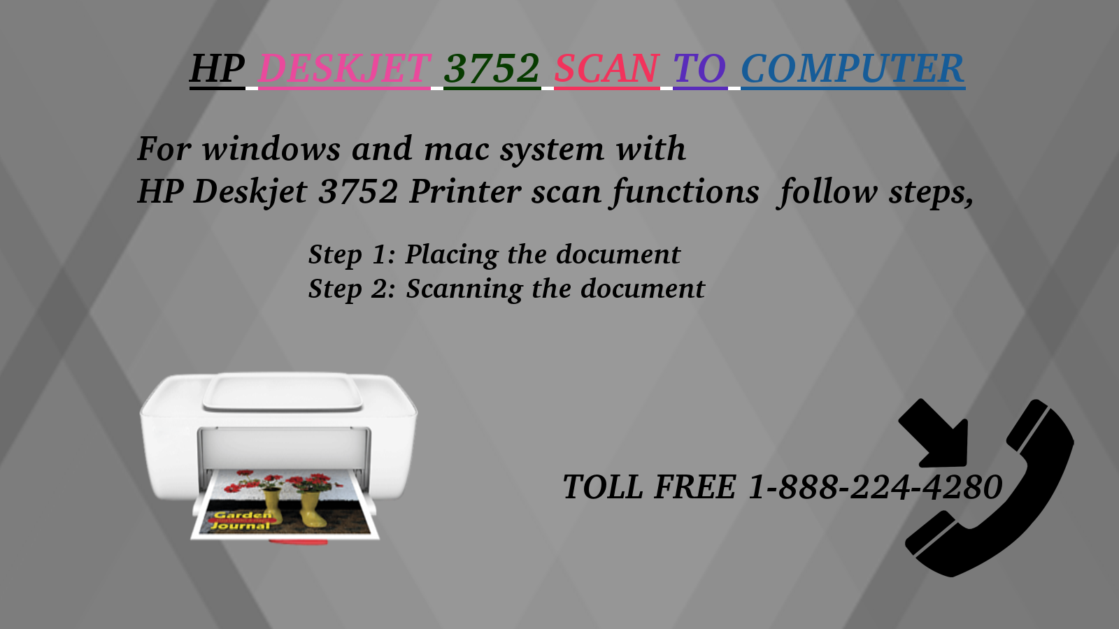 HP Deskjet 3752 Scan | HP Deskjet Printer | Printer, App
