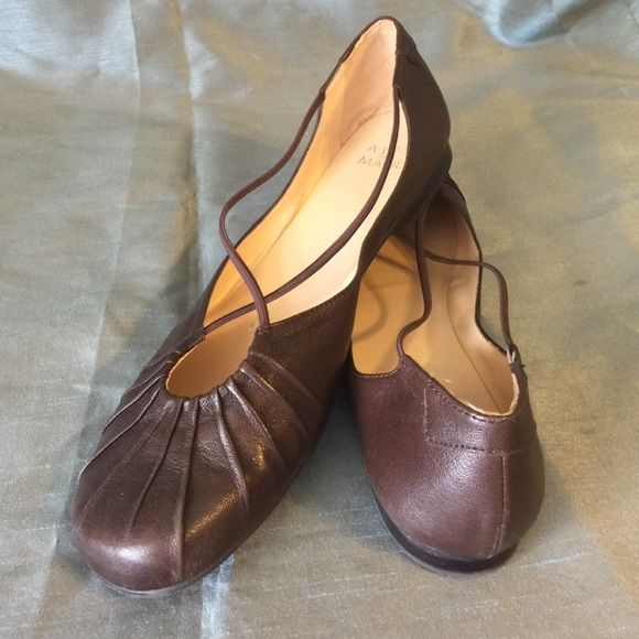 534bc7f489e Alex Marie brown flats Lightly worn Alex Marie Shoes Flats   Loafers ...