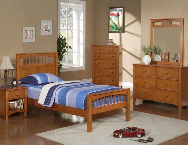 Hillsdale Furniture - Taylor Falls 4pc Twin Bedroom Suite