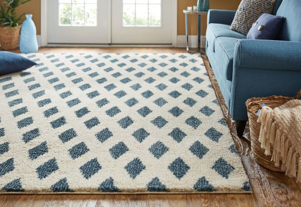 Buy Mohawk Laguna Adona Blue From Blue Rugs Area Rugs Shop