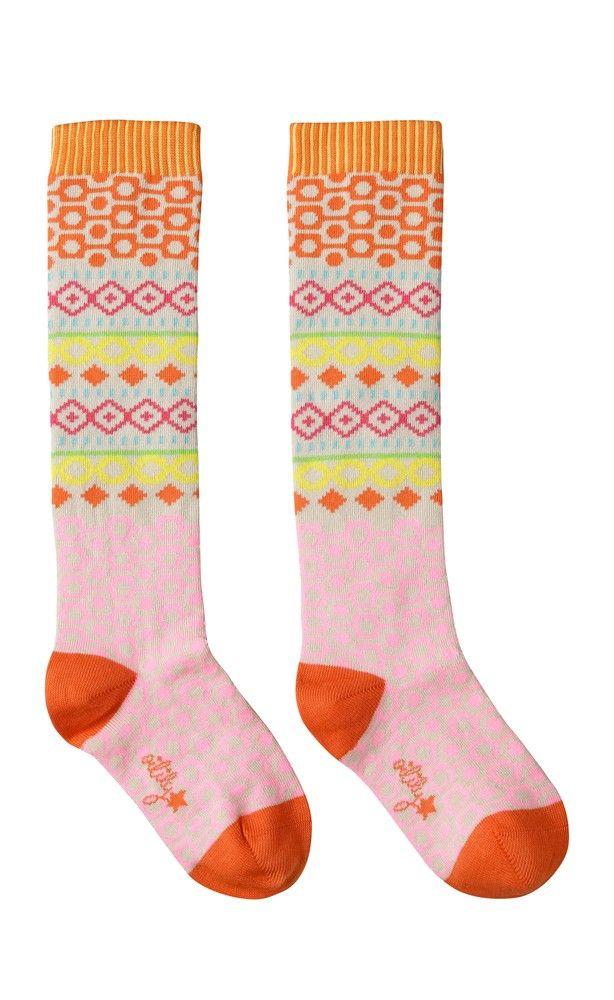 Oilily Marcy Knee Socks | Pre-Order