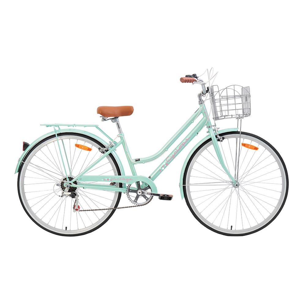Cyclops Vintage Bike Mint Green 1 Day Co Nz Vintage Bike Bike Vintage