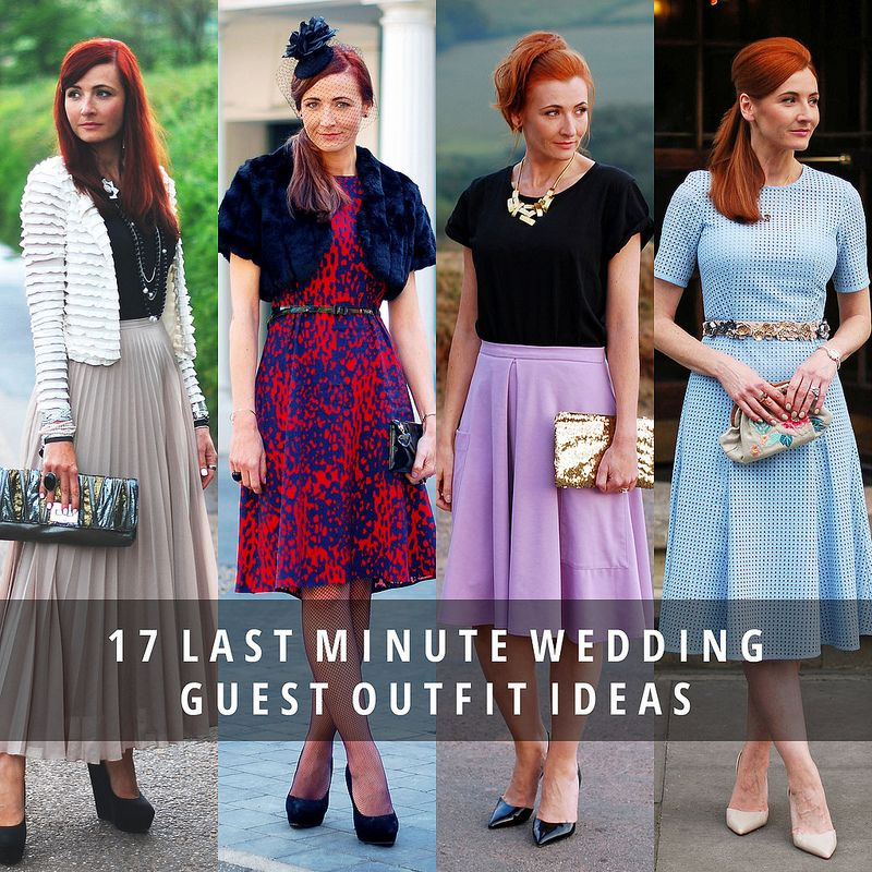 Over 40 Fashion Blog 17 Last Minute Wedding Guest Outfit Ideas Without Spending A Fo Beach Wedding Guest Dress Last Minute Wedding Wedding Guest Dress Styles